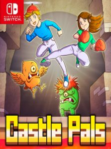 Castle Pals (NSP) [Switch] [MF-MG-GD]