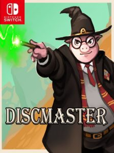 Discmaster (NSP) [Switch] [MF-MG-GD]
