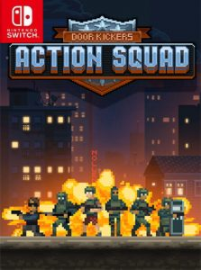 Door Kickers: Action Squad (NSP) [UPDATE] [Switch] [MF-MG-GD]