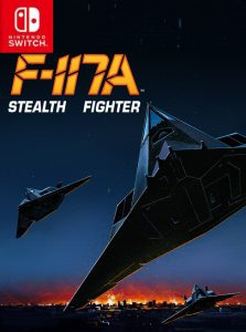 F-117A Stealth Fighter (NSP) [Switch] [MF-MG-GD]