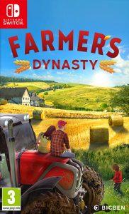 Farmer's Dynasty (NSP) [DLCs] [Switch] [MF-MG-GD]