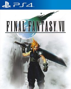 FINAL FANTASY VII [PKG] [UPDATE] [PS4] [USA] [MF-MG-GD]