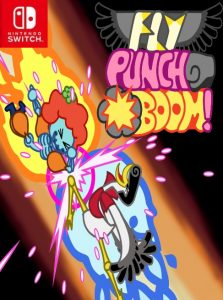 Fly Punch Boom! (NSP) [Switch] [MF-MG-GD]