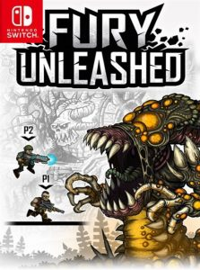 Fury Unleashed (NSP) [UPDATE] [Switch] [MF-MG-GD]