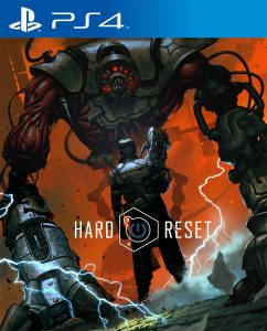 Hard Reset Redux [PKG v1.01] [PS4] [EUR] [MF-MG-GD]