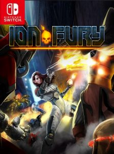Ion Fury (NSP) [UPDATE] [Switch] [MF-MG-GD]