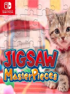 Jigsaw Masterpieces (NSP) [DLCs] [Switch] [MF-MG-GD]