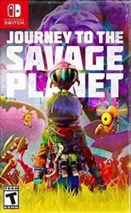 Journey to the Savage Planet (NSP) [UPDATE] [Switch] [MF-MG-GD]