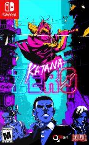 Katana ZERO (NSP) [UPDATE] [Switch] [MF-MG-GD]