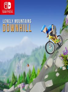 Lonely Mountains: Downhill (NSP) [Switch] [MF-MG-GD]