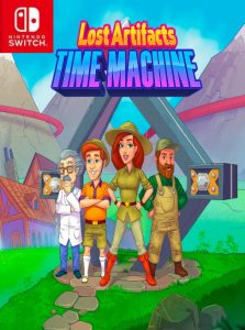 Lost Artifacts: Time Machine (NSP) [Switch] [MF-MG-GD]