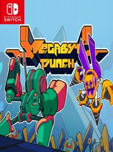 Megabyte Punch (NSP) [Switch] [MF-MG-GD]