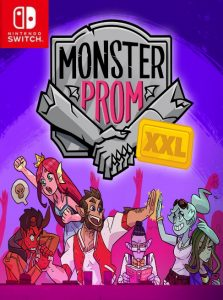 Monster Prom: XXL (NSP) [Switch] [MF-MG-GD]