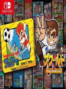 Nekketsu High School Dodgeball Club – Soccer Story (NSP) [Switch] [MF-MG-GD]