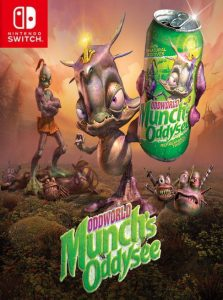 Oddworld: Munch's Oddysee (NSP) [Switch] [MF-MG-GD]