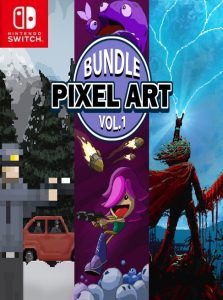 Pixel Art Bundle Vol. 1 (NSP) [Switch] [MF-MG-GD]