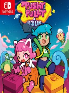 Pushy and Pully in Blockland (NSP) [Switch] [MF-MG-GD]