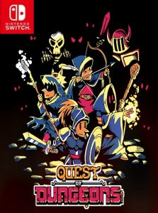 Quest of Dungeons (NSP) [UPDATE] [Switch] [MF-MG-GD]