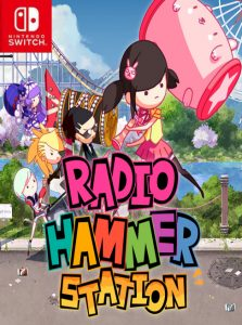 RADIO HAMMER STATION (NSP) [UPDATE] [Switch] [MF-MG-GD]