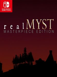 realMyst: Masterpiece Edition (NSP) [UPDATE] [Switch] [MF-MG-GD]