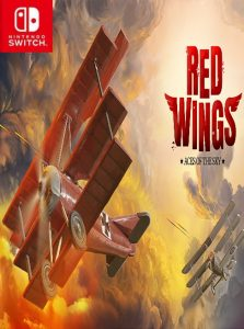 Red Wings: Aces of the Sky (NSP) [Switch] [MF-MG-GD]