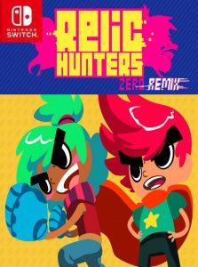Relic Hunters Zero: Remix (NSP) [Switch] [MF-MG-GD]