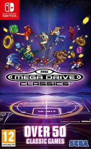 SEGA Mega Drive Classics (NSP) [UPDATE] [Switch] [MF-MG-GD]