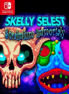 Skelly Selest & Straimium Immortaly Double Pack (NSP) [Switch] [MF-MG-GD]