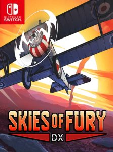 Skies of Fury DX (NSP)[UPDATE] [Switch] [MF-MG-GD]