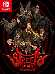 Streets of Red – Devil's Dare Deluxe (NSP) [Switch] [MF-MG-GD]