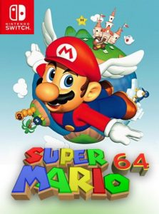 Super Mario 64 (NSP) [Switch] [MF-MG-GD]