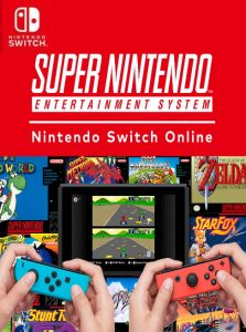 Super Nintendo Entertainment System (NSP) [MODv2.0] [UPDATE] [Switch] [MF-MG-GD]