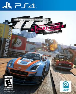 Table Top Racing: World Tour [PKG] [UPDATE] [PS4] [EUR] [MF-MG-GD]