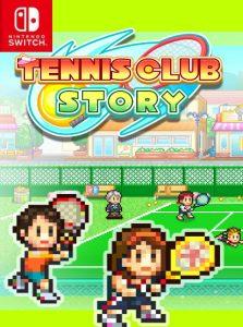 Tennis Club Story (NSP) [Switch] [MF-MG-GD]