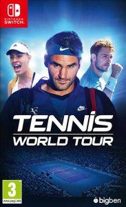 Tennis World Tour (NSP) [UPDATE] [DLCs] [Switch] [MF-MG-GD]