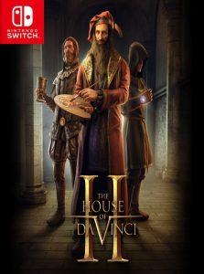 The House of Da Vinci 2 (NSP) [Switch] [MF-MG-GD]