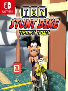 Toy Stunt Bike: Tiptop's Trials (NSP) [Switch] [MF-MG-GD]