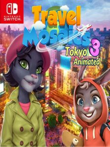 Travel Mosaics 3: Tokyo Animated (NSP) [Switch] [MF-MG-GD]