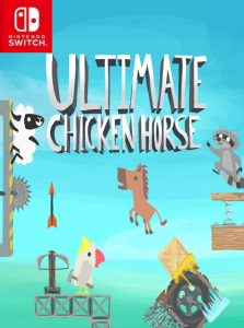 Ultimate Chicken Horse (NSP) [UPDATE] [Switch] [MF-MG-GD]