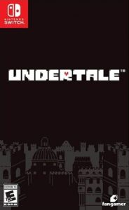 UNDERTALE (NSP) [UPDATE] [Switch] [MF-MG-GD]