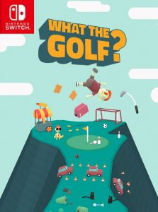 WHAT THE GOLF? (NSP) [Switch] [MF-MG-GD]