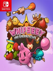Whipseey and the Lost Atlas (NSP) [UPDATE] [Switch] [MF-MG-GD]
