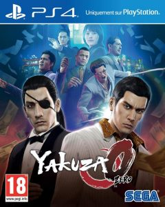 Yakuza 0 [PKG] [PS4] [EUR] [MF-MG-GD]