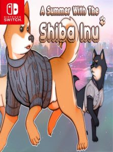 A Summer with the Shiba Inu (NSP) [Switch] [MF-MG-GD]