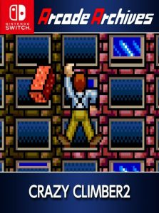 Arcade Archives CRAZY CLIMBER 2 (NSP) [Switch] [MF-MG-GD]