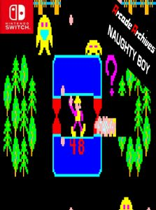 Arcade Archives NAUGHTY BOY (NSP) [Switch] [MF-MG-GD]