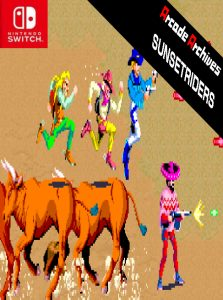Arcade Archives SUNSETRIDERS (NSP) [Switch] [MF-MG-GD]