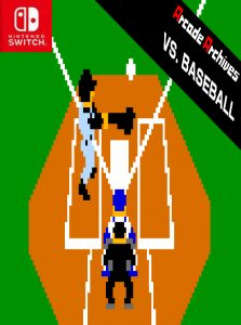 Arcade Archives VS. BASEBALL (NSP) [Switch] [MF-MG-GD]