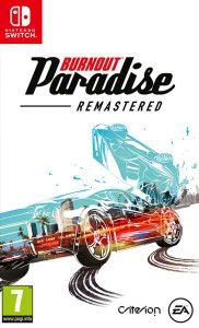 Burnout Paradise Remastered (NSP) [Switch] [MF-MG-GD]