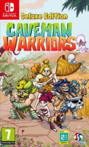 Caveman Warriors (NSP) [UPDATE] [Switch] [MF-MG-GD]